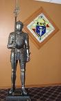 Knights of Columbus knight